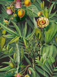 Luxebehang Luscious Flora