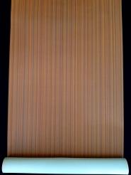 Papier peint vintage géometrique brun orange