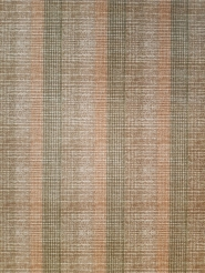 Vintage geometric wallpaper brown green