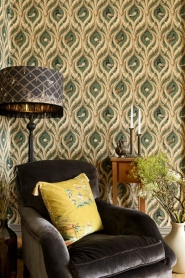 Premium wallpaper Manor Walls