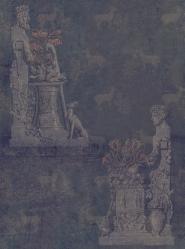Luxebehang Sculptural