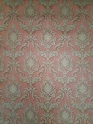 Bronze red classic vintage wallpaper