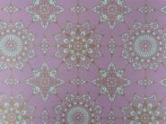 paars turquoise figuren