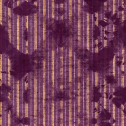 Luxebehang gewassen Shibori bordeaux