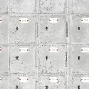 Lockers behangpapier