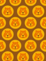 lion kids wallpaper LAVMI