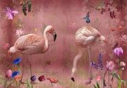 Audubon rouge