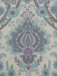paars blauw groot medaillon