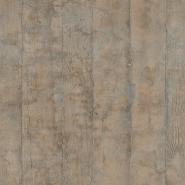 Houten planken behang grijs kaki