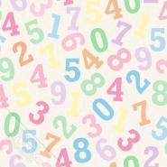 chiffres papier peint enfants