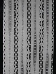 Erotisch behang zwart wit