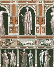 Premium wallpaper Statues Antique