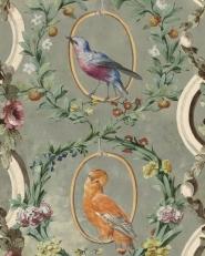Luxebehang Countesse's Aviarium neutral