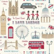 papier peint enfants Londres