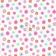 ESTA wallpapar little flowers pink blue
