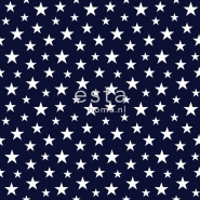 ESTA wallpapar little stars dark blue