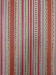 orange pink geometric vintage wallpaper
