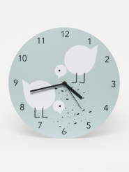 Clock kids hatchling green