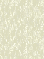 LAVMI behang Drops geel