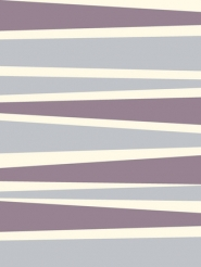 paars grijs beige strepen