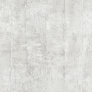 Houten planken behang lichtgrijs