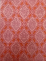 red damask vintage wallpaper