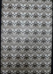 bruine geometrische figuur