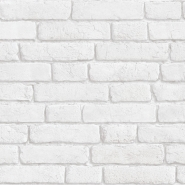 white bricks wallpaper